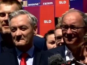 """GW o koalicji lewicy: """"Redakcyjni koledzy i koleżanki o sercu po lewej stronie wycierali łzy wzruszenia"""""""