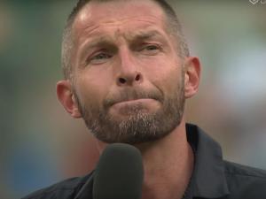 [Wideo] Wzruszające. Arkadiusz Malarz ze łzami w oczach żegna warszawską Legię