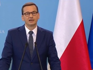 """Premier o nowym rządowym programie: """"Nasz rząd przekazuje miliard złotych na dopłaty dla..."""""""