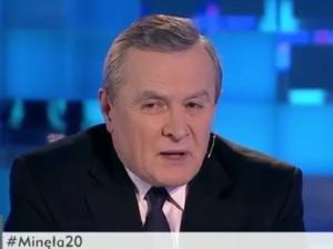 Wicepremier Gliński: Ci państwo sądzili, że będziemy się z nimi szarpać i przepychać? [video]
