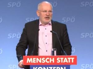 """""""Sueddeutsche Zeitung"""": W nowej Komisji Europejskiej Timmermans nie będzie się zajmował praworządnością"""