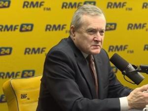 Prof. Gliński: Jakim cudem Petru i Schetyna mieliby obalić władze w inny sposób, niż siłowy?