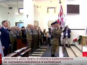 [Video] Uroczysta Msza Św. z udziałem Prezydenta i Premiera w Katowicach
