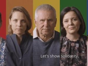[video] Amok. Seweryn, Materna, Boczarska w kampanii porównującej obecną Polskę z III Rzeszą