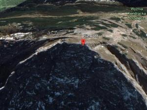 [video] Google Earth. Gdzie się podział krzyż na Giewoncie?