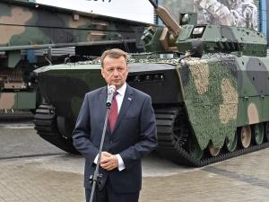 Herculesy, Javeliny, Borsuki. Nowy sprzęt dla polskiej armii
