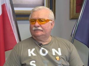 """Wałęsa o Millerze: """"Mogę go podać do sądu. Co on za głupoty gada"""""""