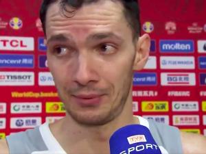 """[video] Wzruszony reprezentant PL po meczu z Rosją: """"Nie jestem tu by zbierać pochwały, ale żeby walczyć"""""""