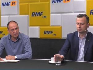 Kukiz i Kosiniak razem u Mazurka. Kosiniak wykluczył współpracę z PiS, a Kukiz...