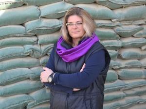 [Tylko u nas] Edyta Górlicka: Afgańczycy chodzą w polskich czapkach. Udziergał je Klub Włóczkersów