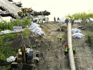 Ekspert o awarii oczyszczalni Czajka: Do Bałtyku wpływa tyle fosforu, co z całej Szwecji