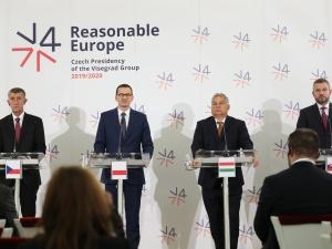 Premier Morawiecki po szczycie V4: Dokonał siękolejny krok integracji państw Bałkanów Zachodnich