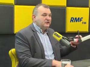 """[video] Mazurek do Gawłowskiego: """"Wszyscy się zgodzą, że nie jest Pan na poziomie Kaczyńskiego"""""""