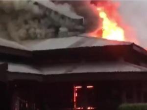 [video] Z pożaru hotelu w Malezji ewakuowano 34 polskich turystów
