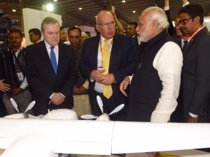 Wicepremier Gliński na Szczycie Gospodarczym w Gudżaracie. Spotkał się również w premierem Indii