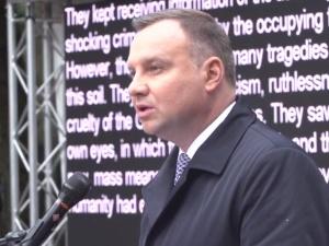 [video] Prezydent Duda na obchodach 75. rocznicy wyzwolenia Flandrii przez Polaków