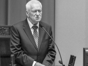 Podano oficjalną datę i miejsce uroczystości pogrzebowych Kornela Morawieckiego