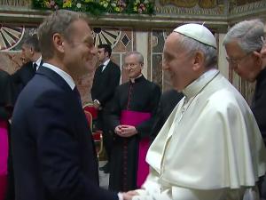 Papież Franciszek przyjmie na sobotniej audiencji DonaldaTuska