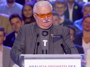 """""""W eurowyborach już was przekręcili"""". Wałęsa mówi... że ma informacje o sfałszowanych wyborach do PE"""