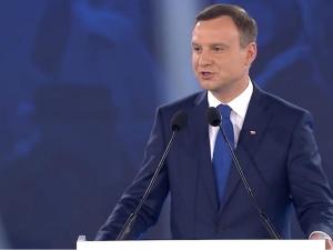 """Prezydent Duda do Donalda Tuska: """"Panie Przewodniczący, Pan chyba dawno w Polsce nie był..."""""""