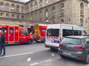 Francja. Sprawca ataku na paryskąkomendę policji gromadził tajne dokumenty służb