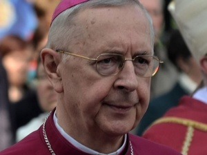 Abp Gądecki poprosił papieża Franciszka o ogłoszenie Jana Pawła II patronem Europy i doktorem Kościoła
