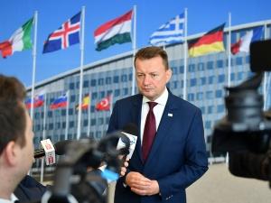 Szef MON w Brukseli: Polska należy do elity w NATO