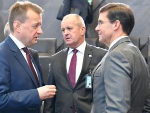 M. Błaszczak: Polska należy do elity NATO. Jesteśmy w gronie ośmiu państw, które…