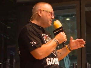 Marcin Kacprzak: Wielka Świąteczna Walka z Wiatrakami
