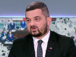 Krzysztof Sobolewski (PiS) o decyzji Tuska: W kioskach przy niektórych redakcjach zabrakło chusteczek