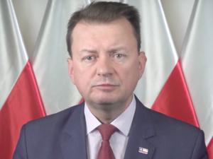 Szef MON: Wojsko polskie jednoczy nas wokół sprawy najważniejszej – niepodległej i bezpiecznejojczyzny