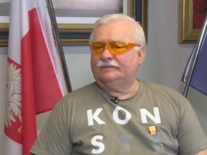 """Wałęsa o Kosiniaku:""""Ja mu rękę podaję, a on mnie wnosaza to?! Musi doświadczenia nabrać, aby zmądrzał"""""""