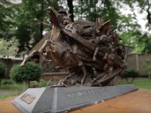 """""""Nie jest mile widziany"""". Pomnik Sobieskiego miał stanąć w Wiedniu. Wraca doKrakowa"""