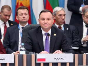 """""""Śmierć mózgowa NATO""""? Duda ostro doMacrona: Konkrety!"""