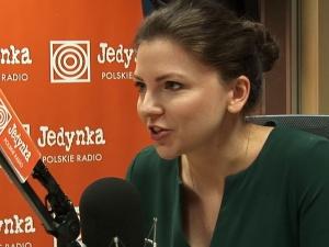 """[video] """"Nie wie pani czym zakończył się szczyt NATO?"""". Kompromitacja M. Rosy [.N] w Polskim Radiu"""
