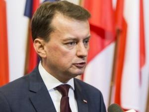 """Mariusz Błaszczak: """"To ja ustalam politykę kadrową MON, a nie media"""""""