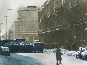 Uroczyste obchody 38. rocznicy wprowadzenia stanu wojennego w Regionie Ziemia Łódzka