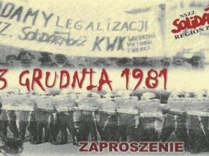 ZR Podlaskiego zaprasza na koncert z okazji rocznicy wprowadzenia stanu wojennego