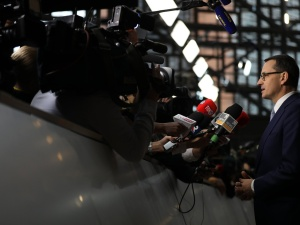 Premier: Tempo dochodzenia do neutralności musi być zależne od rozwoju gospodarczego