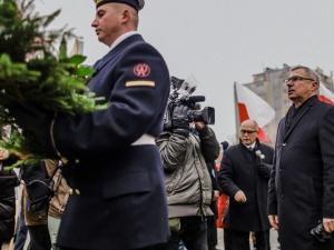 """Gdańsk: Obchody 13 grudnia. """"Tak niewielu odpowiedziało przed sądem. A tak wielu wydawało polecenia..."""""""