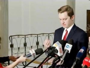 """[video] Dziennikarka GW nie daje dojść do głosu politykom. Kaleta: """"Pani w bardzo niegrzeczny sposób..."""""""