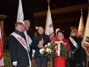 """Pamięć decyduje o tożsamości każdego z nas. Opolska """"Solidarność"""" uczciła ofiary stanu wojennego"""