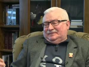 """Wałęsa o PiS:""""Ta grupa wie, że musi przegrać i stanąć przed wolnymi i niezależnymi sądami"""""""