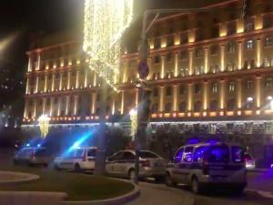 Strzelanina przed siedzibąFSBw Moskwie. Sąofiary