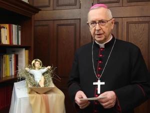 [video] Przewodniczący Episkopatu: Niech Dziecię Jezus przynosi każdemu z nas nowe nadzieje