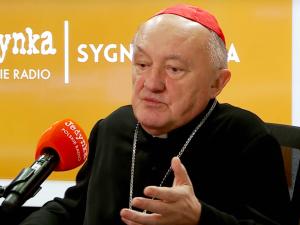 Usunięcie krzyża z sali sejmowej? Zdecydowany komentarz kard. Kazimierza Nycza