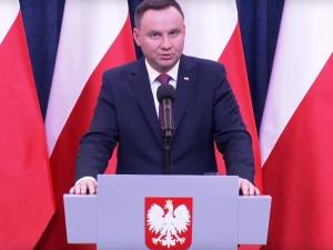 [video] Prezydent o sytuacji na Bliskim Wschodzie: Polska nie uczestniczy. Mamy dobrą relację w Iranie