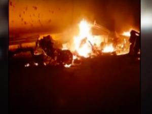 Atak rakietowy na amerykańskie bazy w Iraku. Opublikowano zdjęcia ukazujące zniszczenia w bazie Al-Asad