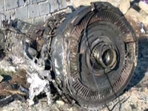 """Iran: """"To naukowo niemożliwe i nielogiczne, by ukraiński samolot stał się obiektem ataku rakietowego"""""""