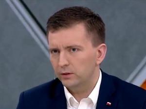 """[video] Schreiber do opozycji: """"To co robią Państwa ugrupowania, to coś za co trzeba się będzie wstydzić"""""""